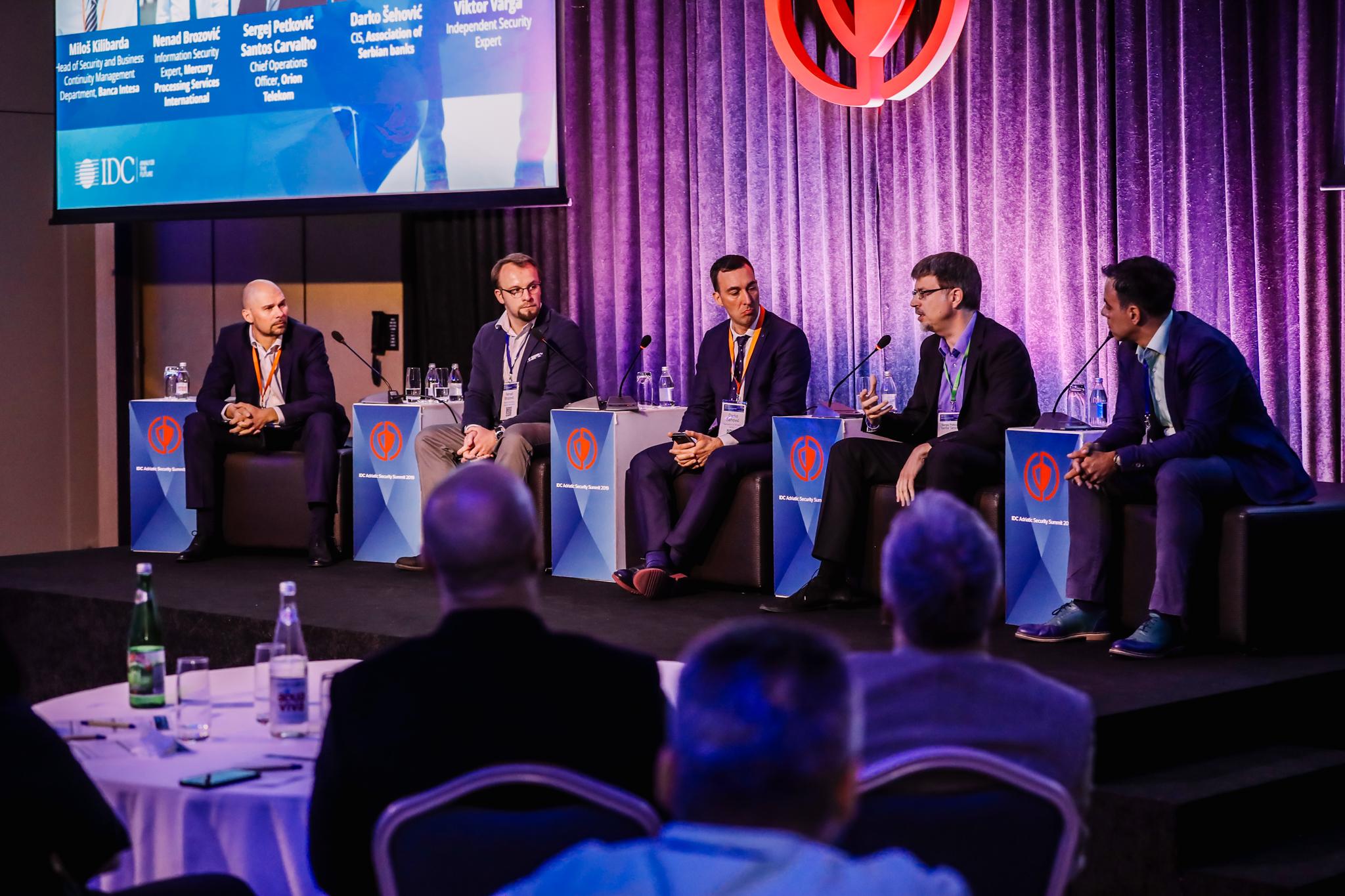 IDC samit Učešće na panelu SOCaaS cover image